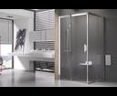 Ravak Matrix sprchový kút MSRV4-80 chróm / transparent