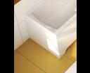 Ravak panel A bočný U 75 biely