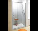 Ravak Pivot sprchové dvere PDOP2-100 satin / transparent