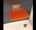 Ravak sedátko do sprchy Ovo-B orange (oranžové)