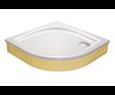 Ravak sprchová vanička Elipso 100 EX biela