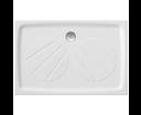 Ravak sprchová vanička Gigant Pro 100x80 biela