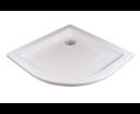 Ravak sprchová vanička Ronda-80 EX biela