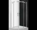Roltechnik Ambient line sprchovací kút AMR2N 900 brillant/transparent