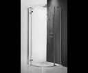 Roltechnik Elegant line sprchový kút GRL1 900 brillant/transparent