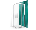Roltechnik Exclusive line sprchové dvere ECS2L 800 brillant/transparent
