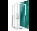 Roltechnik Exclusive line sprchové dvere ECS2P 800 brillant/transparent