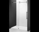 Roltechnik Kinedoor line sprchové dvere KID2 1300 brillant/transparent
