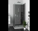 Roltechnik Lega Lift line sprchové dvere LZCO1 800 brillant / transparent
