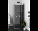 Roltechnik Lega Lift line sprchové dvere LZDO1 1200 brillant / transparent