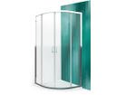 Roltechnik Lega line sprchovací kút LLR2 800 brillant/transparent