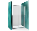 Roltechnik Lega line sprchové dvere LLD2 1000 brillant/transparent