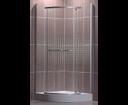 Roltechnik Sanipro sprchovací kút Austin 800 striebro/potlač