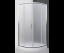 Roltechnik Sanipro sprchovací kút Houston Neo 800 brillant/matt glass