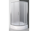 Roltechnik Sanipro sprchovací kút Portland Neo 800 brillant/matt glass
