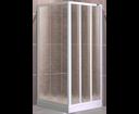 Roltechnik Sanipro sprchové dvere LD3 900 biela/damp