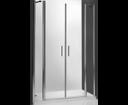 Roltechnik Tower line sprchové dvere TDN2 1100 brillant/transparent