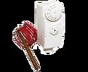 Salus AT10F príložný termostat s kapilárou