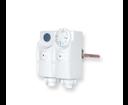 Salus TC AT10D príložný jímkový dvojitý termostat
