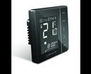 Salus VS10BRF bezdrôtový digitálny podomietkový termostat čierny