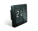 Salus VS35B digitálny podomietkový denný termostat čierny