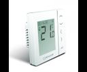 Salus VS35W digitálny podomietkový denný termostat biely