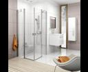Sprchové dvere pre pravouhlé sprchové kúty