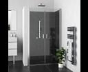 Sprchové dvere do niky