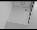 Vima 116 sprchová vanička 800 x 900 obdĺžniková