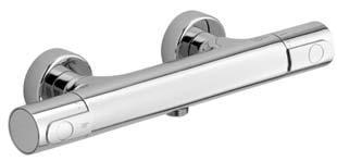 Alpi Glam 62155 sprchová nástenná termostatická batéria