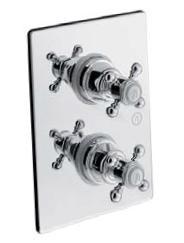 Alpi London 41161 sprchová podomietková termostatická batéria