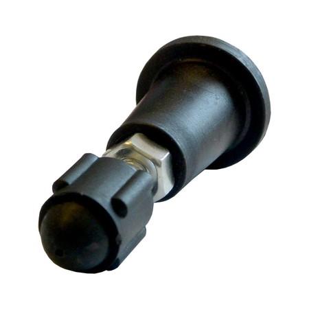Mereo CVN4 nožičky pre vaničky z liateho mramoru CV77M - 8 ks