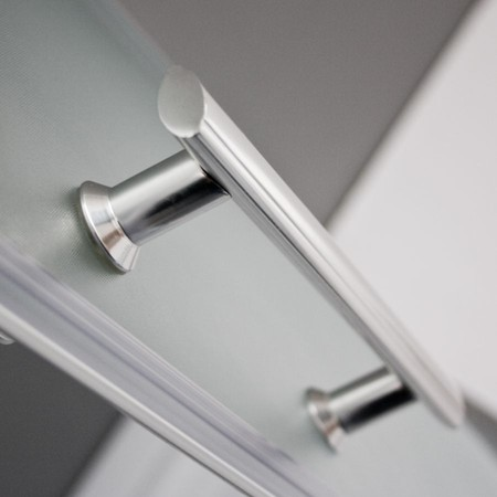 Roltechnik Sanipro sprchovací kút Orlando Neo 900 brillant/matt glass