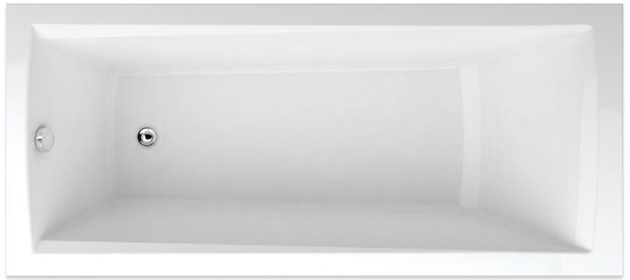 Polysystem vaňa Tina 160x70